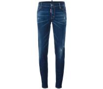 'Medium Waist Skinny' Jeans