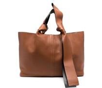 Handtasche mit Knoten