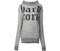 'Hardcore' Oversized-Pullover