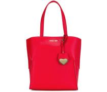 Shopper mit Herzanhänger