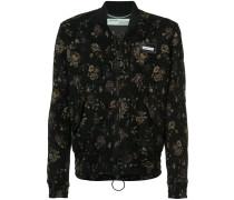 tapestry bomber jacket