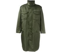Oversized-Parka im Military-Look