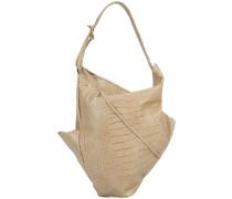 deconstructed shoulder bag - women - Leder