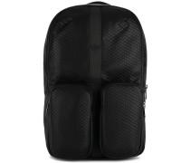 Rucksack mit zwei Taschen