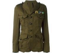 'Golden Arrow' Military-Jacke - women
