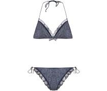 Bikini mit Rüschen