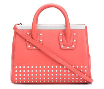 Handtasche mit Nieten - women - Lammleder