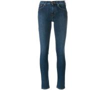Skinny-Jeans aus Baumwollstretch