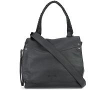 - Handtasche mit Klappdeckel - women - Leder