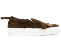 'Monkey' Slip-On-Sneakers
