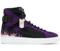 'Money Beast' High-Top-Sneakers