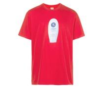 "T-Shirt mit ""Super Cream""-Print"