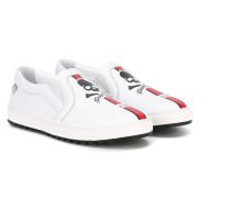 Klassische Slip-On-Sneakers - kids