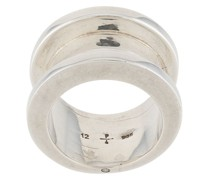 'Crescent Channel' Ring