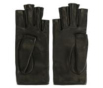Fingerlose Lederhandschuhe
