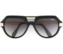 - '657' Pilotenbrille - unisex - Acetat/Metall