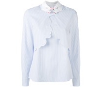 Hemd mit Stickerei - women - Baumwolle - 42