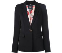 flap pockets blazer