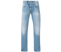 Jeans mit Stone-Wash-Effekt - men - Baumwolle