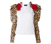 - Top mit Leopard-Print - women