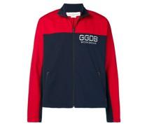 Leichte Jacke in Colour-Block-Optik