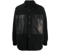 button shirt jacket