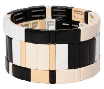 Armband in Colour-Block-Optik