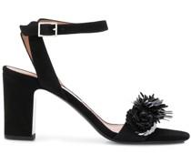 'Lilian' Sandalen mit Pailletten
