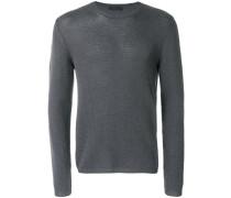 cashmere classic crew neck sweater