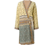 Kimono-Mantel mit floralem Print