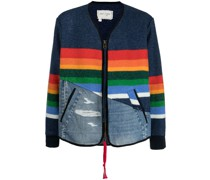 multi-patchwork jacket