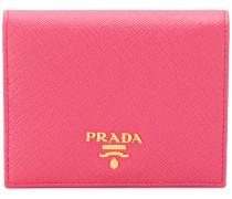 logo plaque wallet