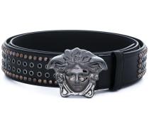 Medusa studded belt