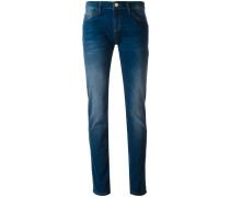 Halbhohe Skinny-Jeans - women