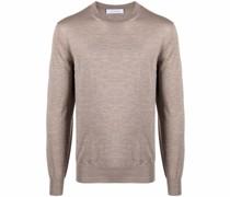 Pullover aus Feinstrick