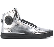 High-Top-Sneakers mit