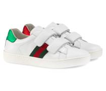 'Ace' Sneakers mit Webstreifen