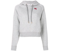 Tommy x Gigi embroidered hoodie