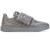 Gesteppte Sneakers - men - Leder/rubber - 43