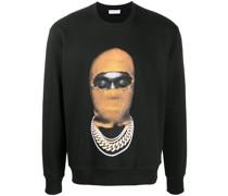 Sweatshirt mit Maske