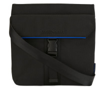 buckle messenger bag