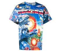 T-Shirt mit Print - Unavailable