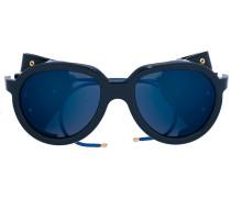 'Altitude' Sonnenbrille - unisex - Leder/Acetat