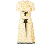 Kleid mit Schleifen - women - Viskose - 4
