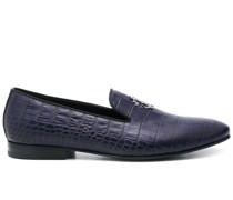 Loafer mit RC-Monogramm