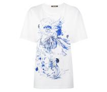 T-Shirt mit Drachen-Print