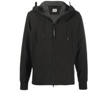 hooded sports jacket