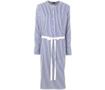 long tie waist dress