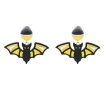 Ohrringe im Fledermaus-Design