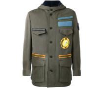 - military jacket - men